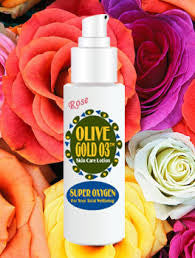 OLIVE GOLD 03 ROSE SCENT 4oz