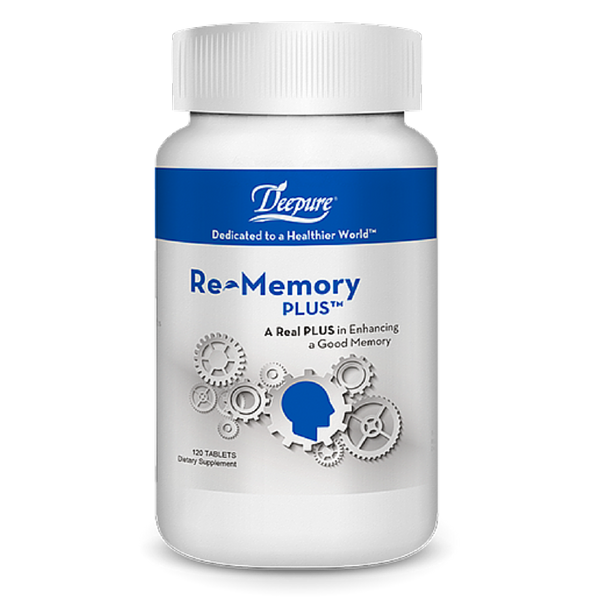 Re Memory Plus Mind balance and memory boost - 120 Tabs (DEEPURE)