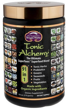 Tonic Alchemy 91 in 1 - The Ultimate Superfood Drink Mix