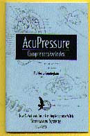 Acupressure: Comprehensive Index