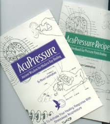 Acu Ki Acupressure  Deluxe Mini Kit