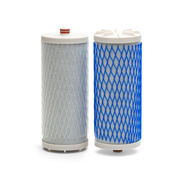 Dual Filter Replacement Cartridge For Countertop Unit (Aquasana)
