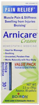 Arnicare - Arnica Gel And Pellets Package(Boiron)