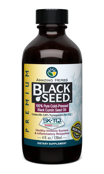 Black Seed Oil  (Amazing Herbs)