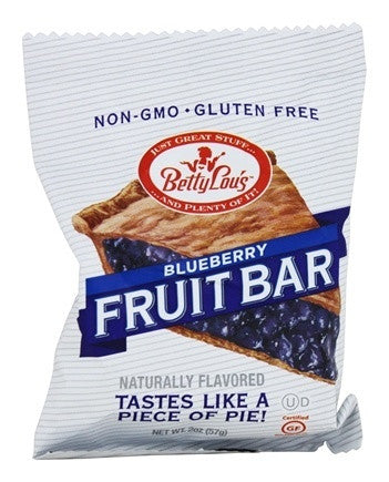 Blueberry  Bar (Betty Lous))