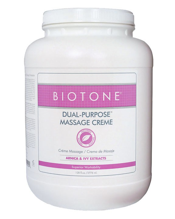Biotone Dual-Purpose Massage Creme (Arnica & Ivy)