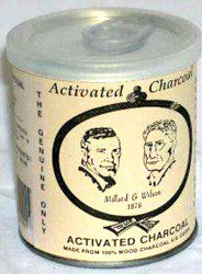 Activated Charcoal (Millard & Wilson) 2.5 oz