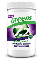 Greens 7.2 Alkalizing Green Superfood Drink Mix