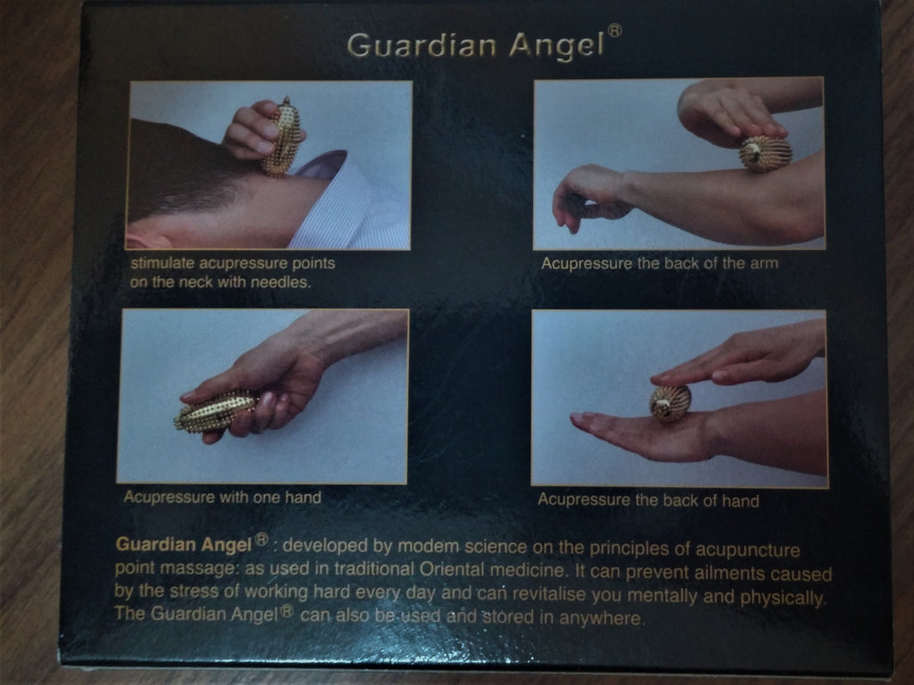 Guardian Angel Acupressure Tool - similar to Acc-U-Ssager