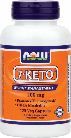 7 Keto (Now Foods) 60 caps