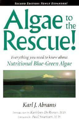 Algae To The Rescue