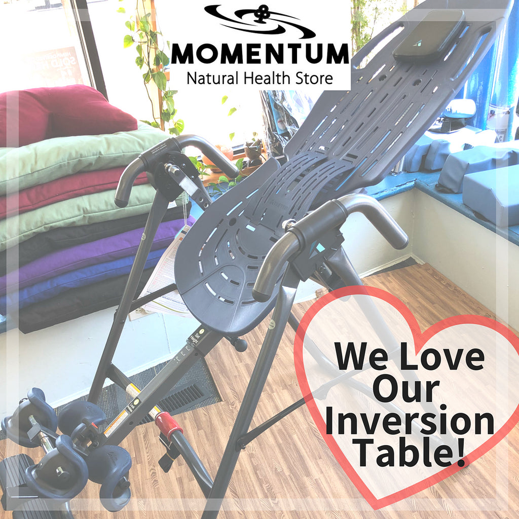 Ep-560 Inversion Table (Teeter) Back Pain, Back Decompression Inversion Therapy