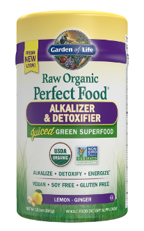 Perfect Food Alkalizer & Detoxifier (Garden Of Life) 10oz.