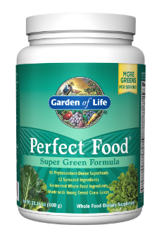 Perfect Food (Garden Of Life) 600gm