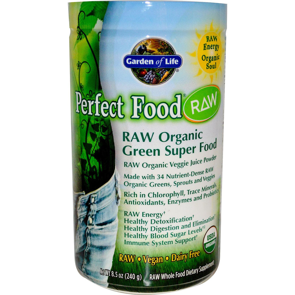 GARDEN OF LIFE Perfect Food® RAW