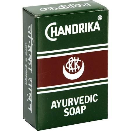 Chandrika  Ayurvedic Soap Single Bar