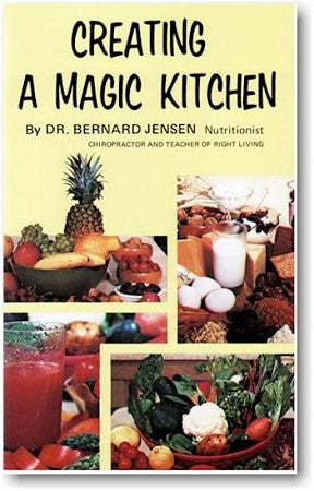 Creating A Magic Kitchen