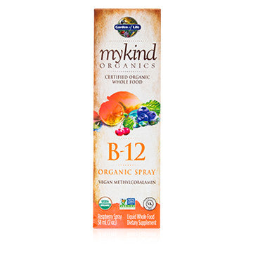 Kind Organics B12 Spray (Garden Of Life)