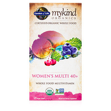 Garden Of Life Womens Multivitamin 40+ 60 vcaps