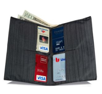 WORLD'S THINNEST WALLET. Allett Ultra Slim Wallet