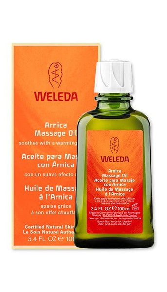 Arnica Massage Oil (Weleda)