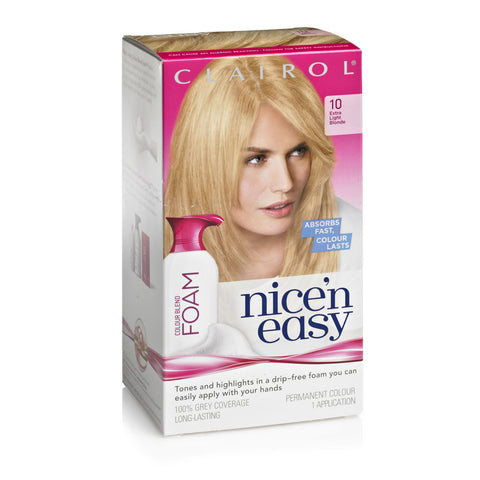 Nice N Easy Foam (10 Extra Light Blonde)