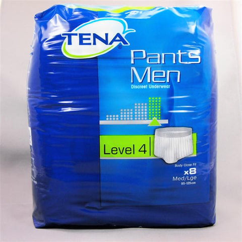 Tena Men Level 4 (8 Units)