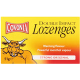 Covonia Double Impact Lozenges Original (51g)