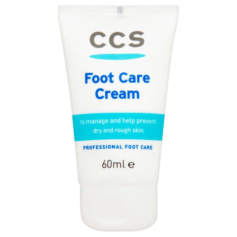 CCS Foot Care Cream (60ml)