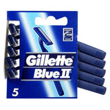 Gillette Blue 11 Fixed (5 Razors)