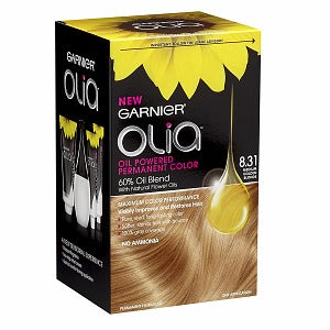 Garnier Olia Golden Ashey Blonde Colourant