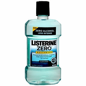 Listerine Zero Mouthwash (500ml)