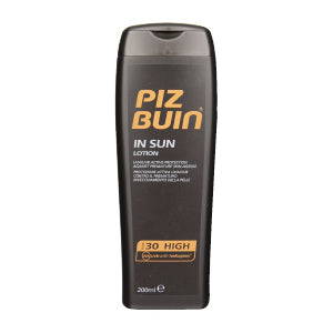 Piz Buin In Sun Moisturising Sun Lotion SPF 30 (200ml)