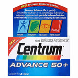 Centrum Advanced 50+ (100 Tablets)