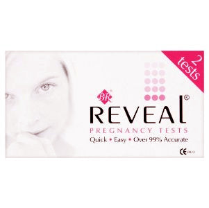 Reveal Home Pregnancy Test (2 Test)