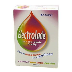Electrolade Rehydration Sachets Multiflavour (6 Sachets)