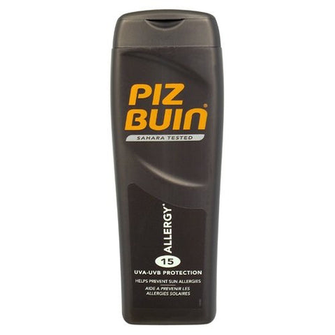 Piz Buin Allergy Lotion SPF 15 (200ml)