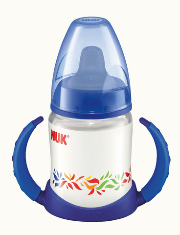 NUK First Choice Silicone Spout Bottle (150ml)