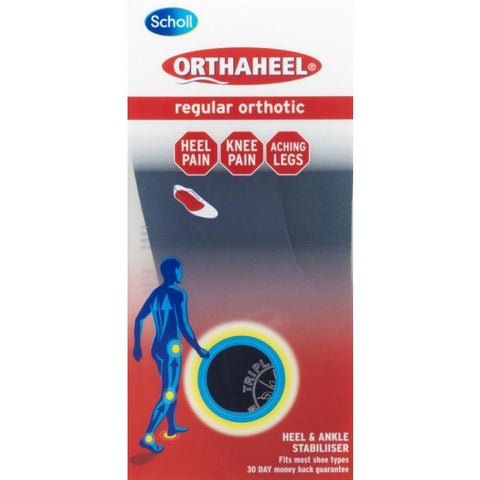 Scholl The Orthaheel Regular (Small)