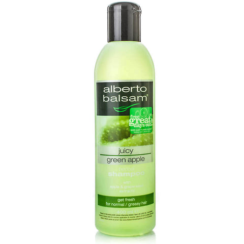 Alberto Balsam Green Apple Shampoo (400ml)