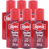 Alpecin Double Effect Shampoo SIX PACK (6 x 200ml Bottle)