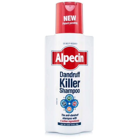 Alpecin Dandruff Killer Shampoo (250ml Bottle)