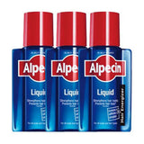 Alpecin Liquid - For use AFTER shampooing - TRIPLE PACK (3 x 200ml Bottle)