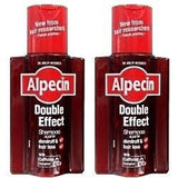 Alpecin Double Effect Shampoo - TWIN PACK (2 x 200ml Bottle)