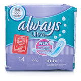 Always Ultra Long (14 Towels)
