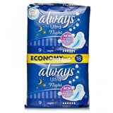 Always Ultra Night Duo (18 Towels)