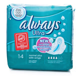 Always Ultra Normal Plus (14 Towels)
