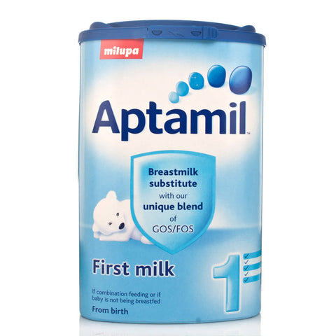Aptamil 1 First Milk 0-6 Months Powder (900G Tub)