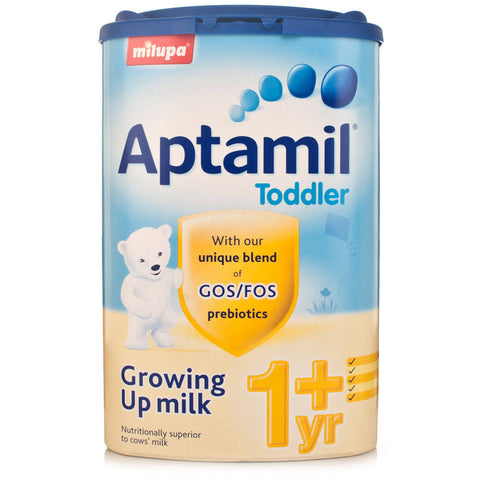 Aptamil Growing Up Toddler Milk Powder 1 -2 Years (900g Tub)