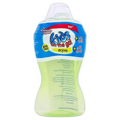 Tommee Tippee Kids On The Go! Active Bottle